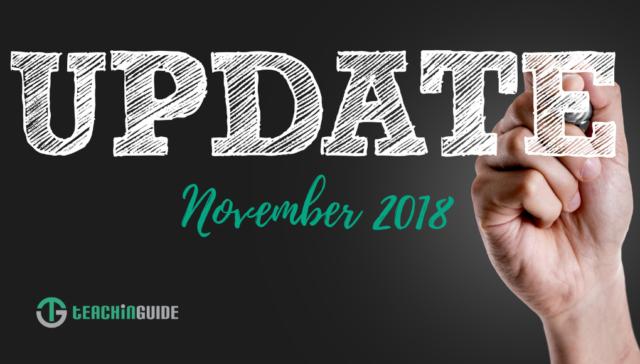 Teachinguide-Updates-November-2018