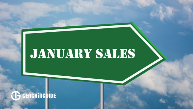 Udemy January Sales 2019