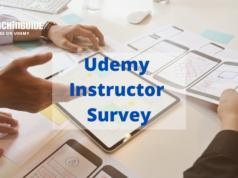 Udemy Instructor Survey